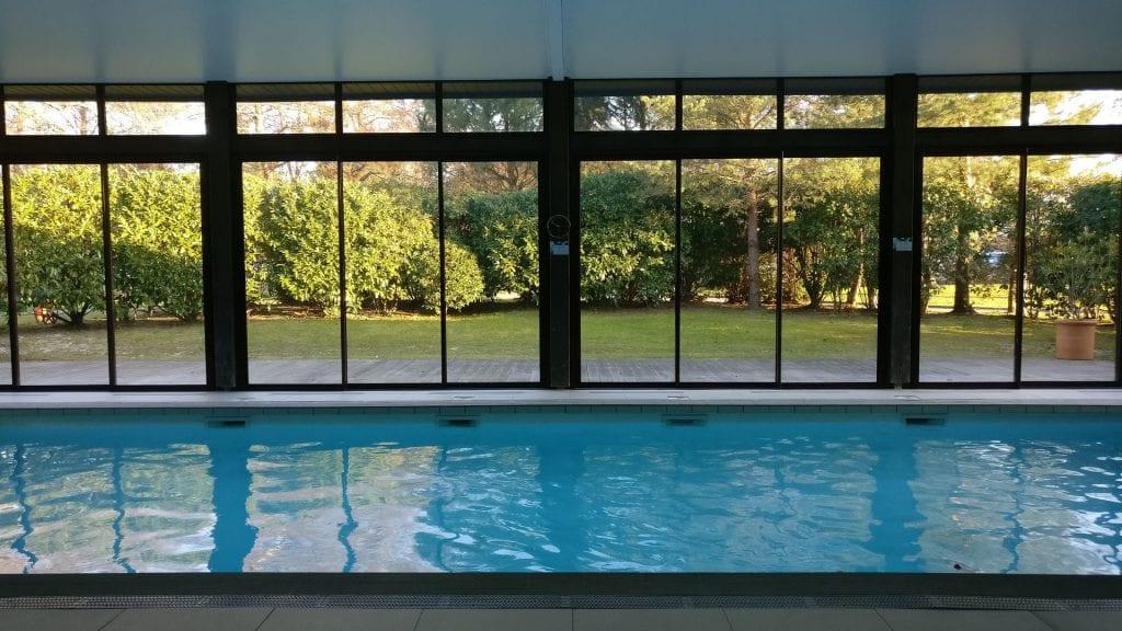 Golf Du Medoc Resort Pool 3
