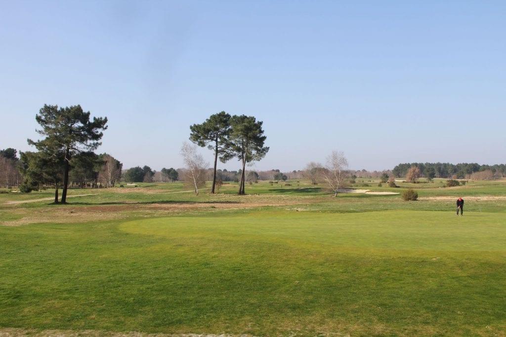 Golf Du Medoc Resort Suite Ausblick