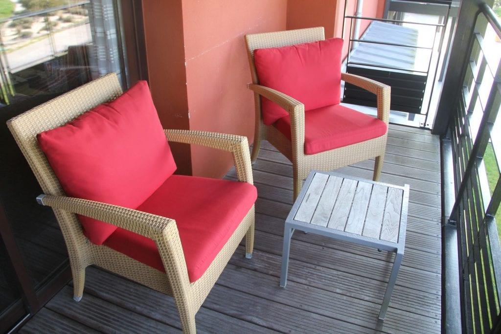 Golf Du Medoc Resort Suite Balkon