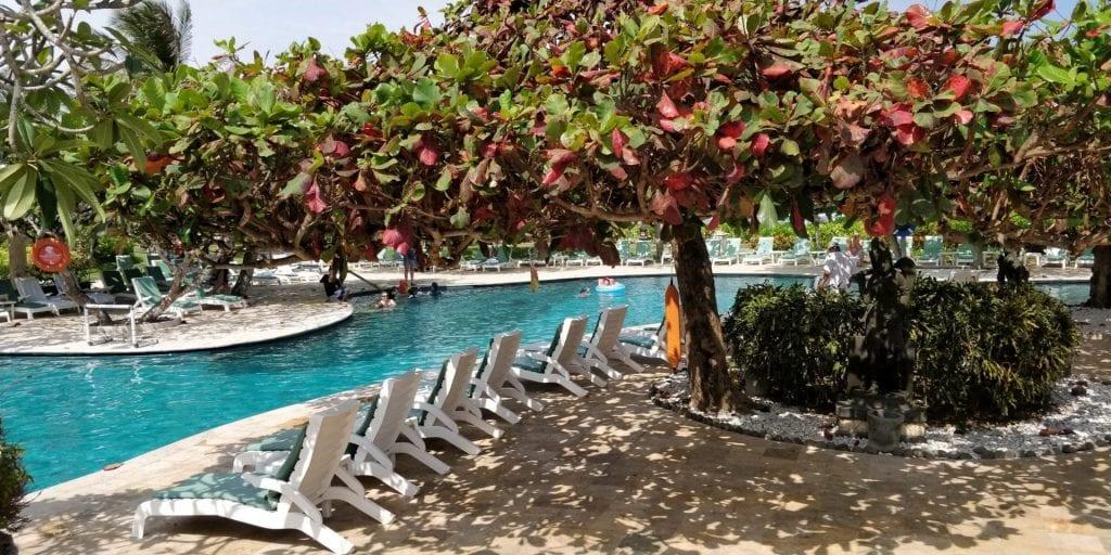 Grand Hyatt Bali Pool