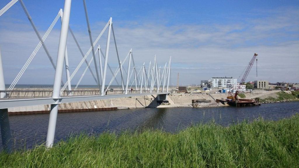Grand Large Bridge Dünkirchen
