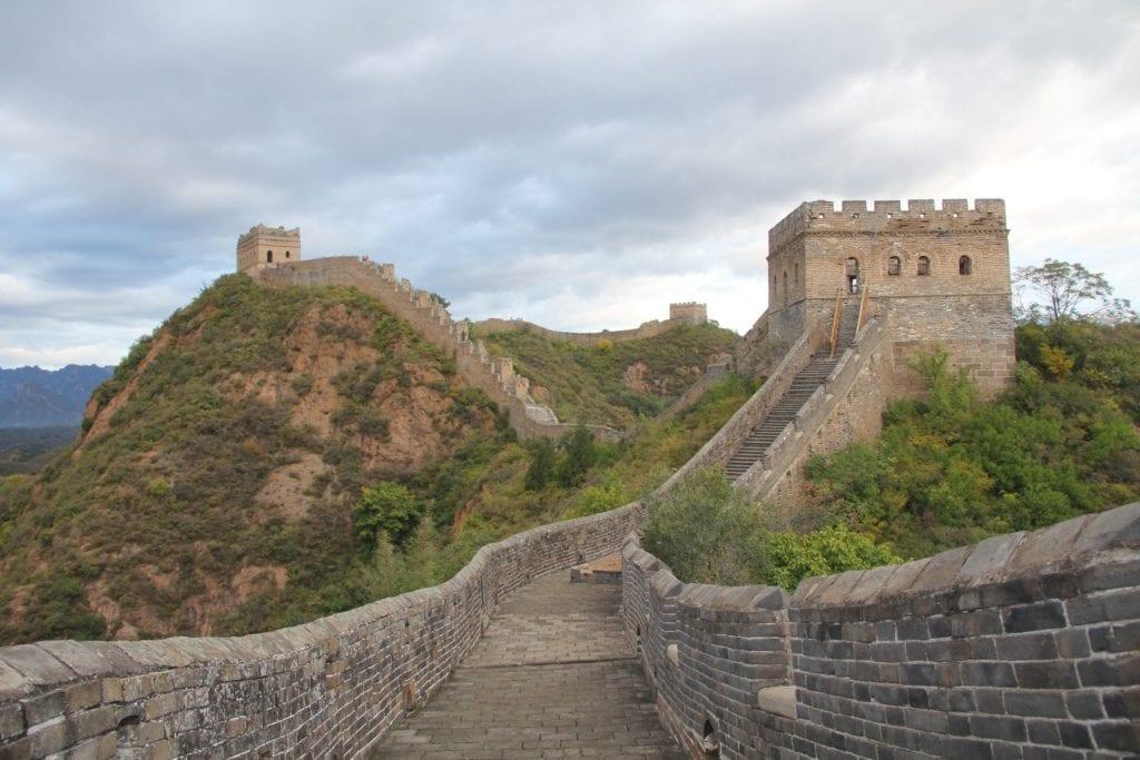 Große Mauer China