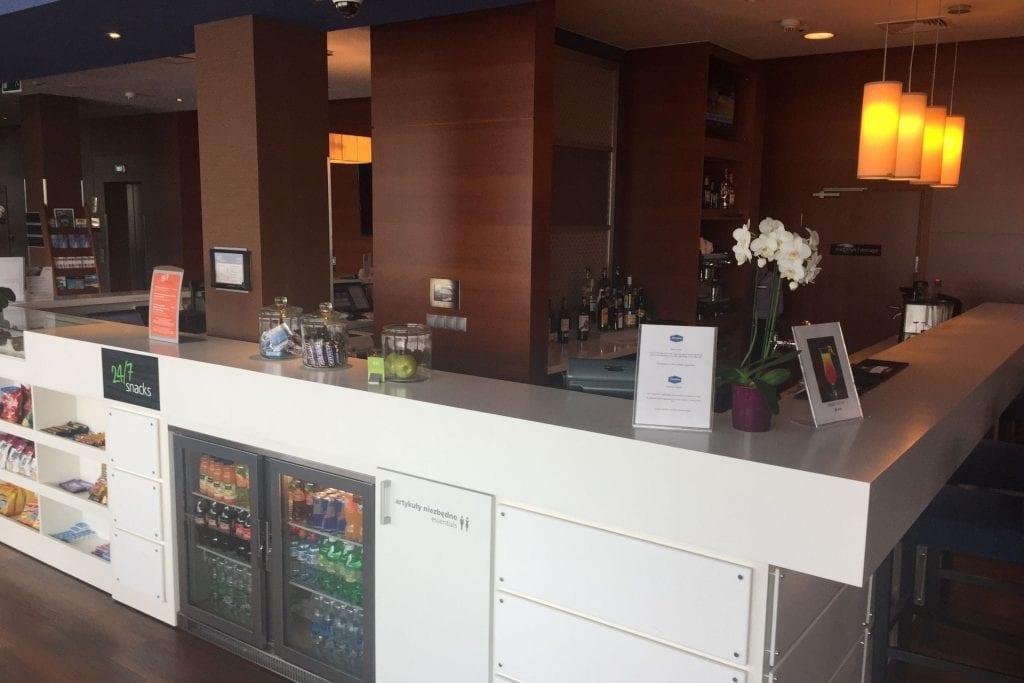 Hampton Danzig Airport Bar