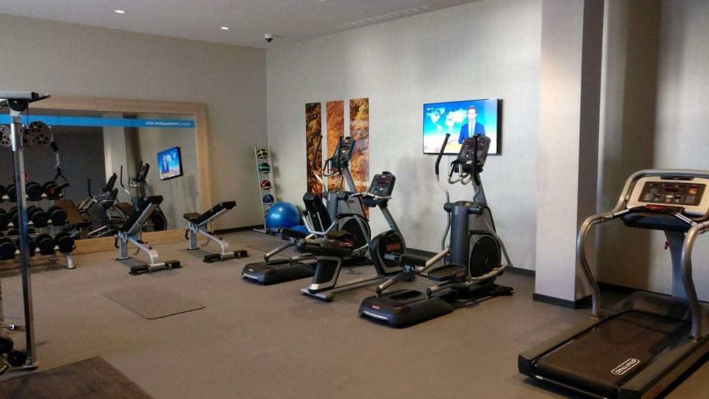 Hampton By Hilton Freiburg Fitness