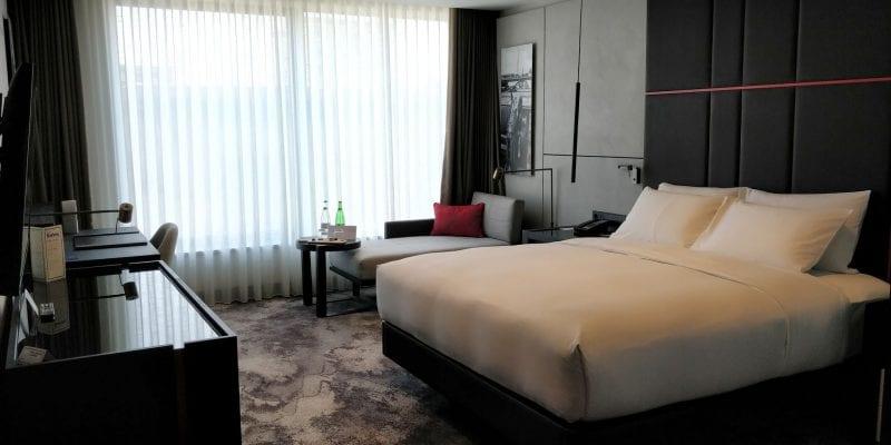 Hilton Belgrad Zimmer