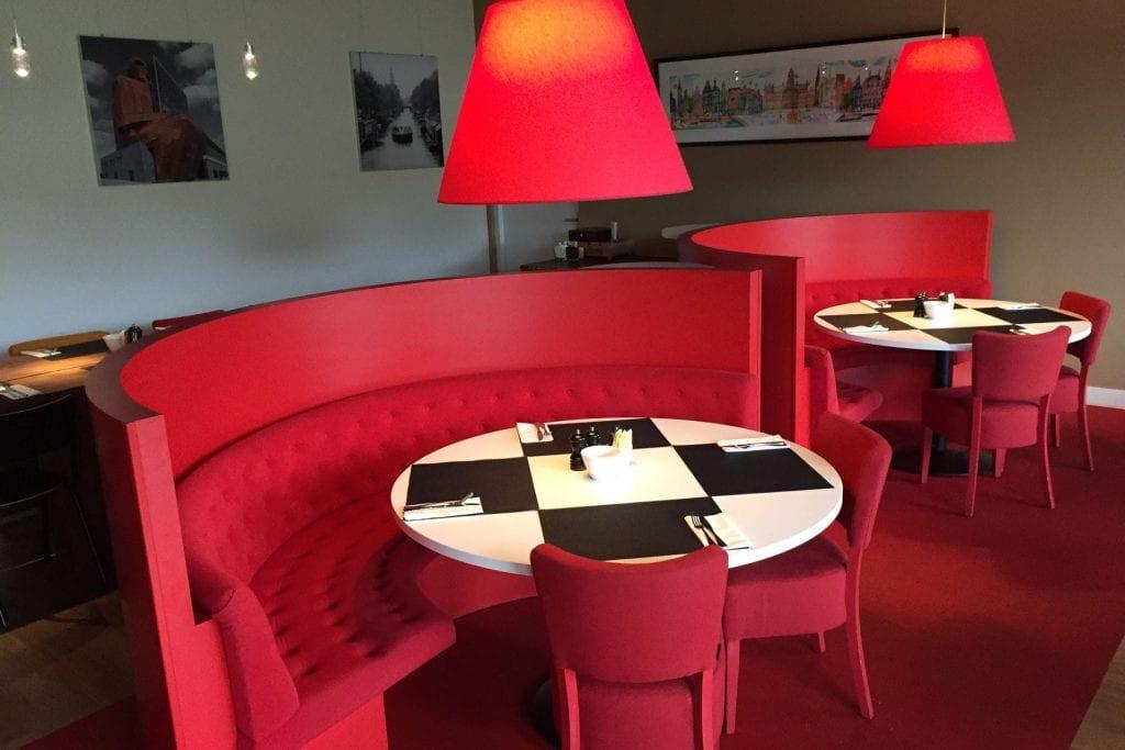 Hilton Garden Inn Leiden Breakfast Room 1