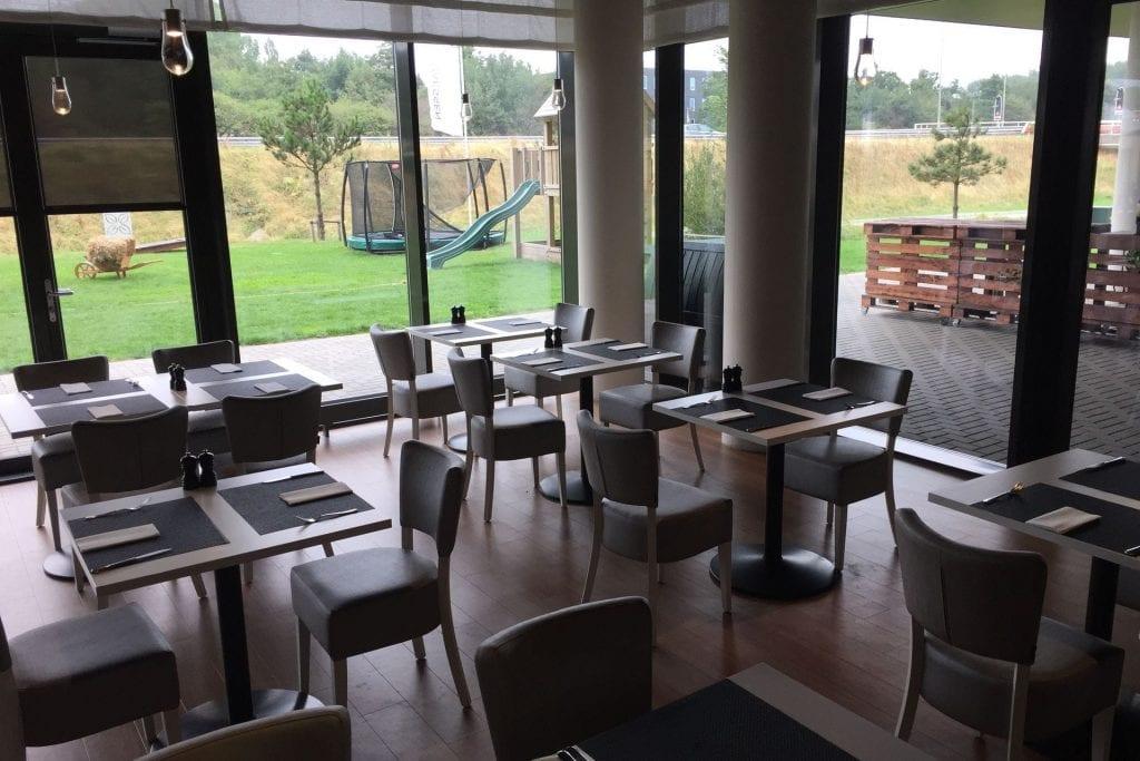 Hilton Garden Inn Leiden Breakfast Room 2