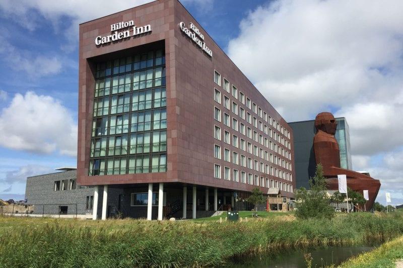 Hilton Garden Inn Leiden Exterior 1