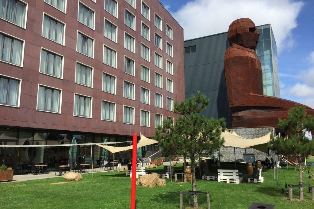 Hilton Garden Inn Leiden Exterior 2