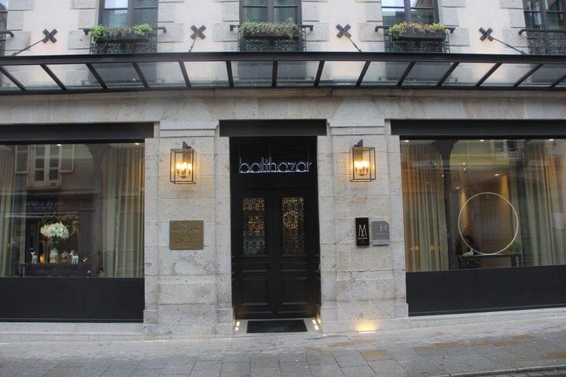 Hotel Balthazar Rennes