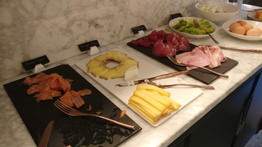 Hotel Balthazar Rennes Frühstück 3