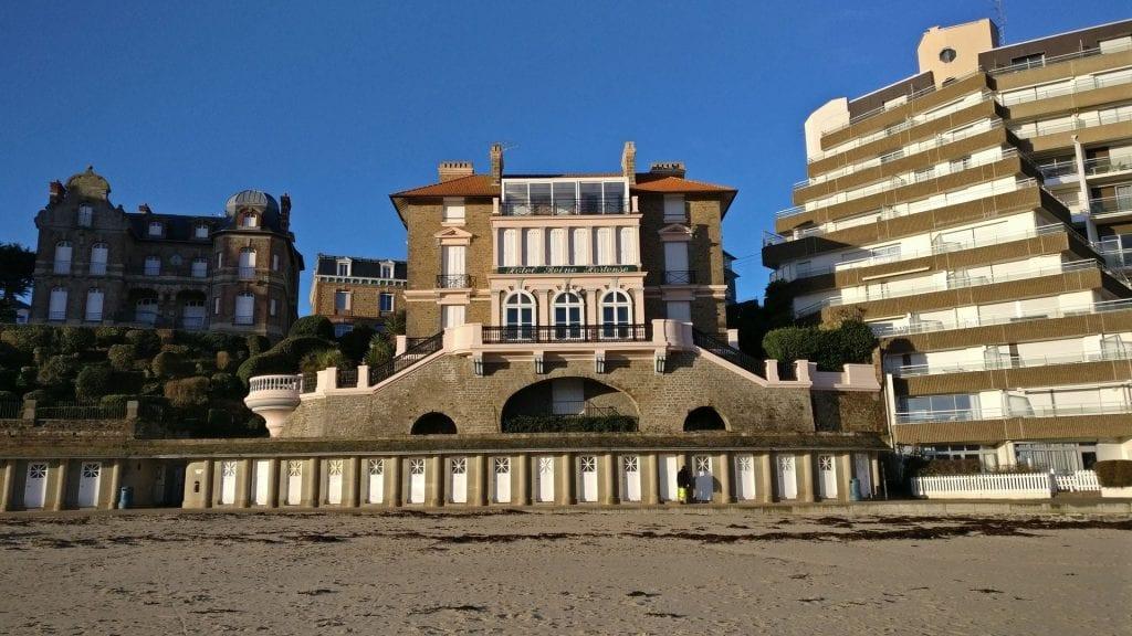 Hotel Reine Hortense Dinard