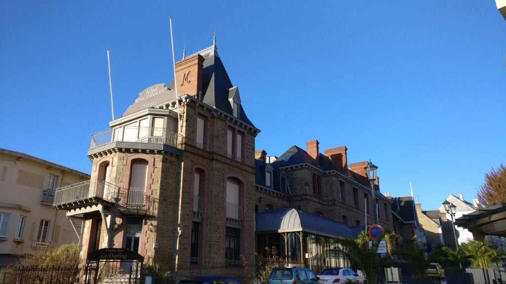 Hotel Royal Emeraude Dinard