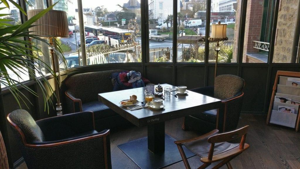 Hotel Royal Emeraude Dinard Frühstück