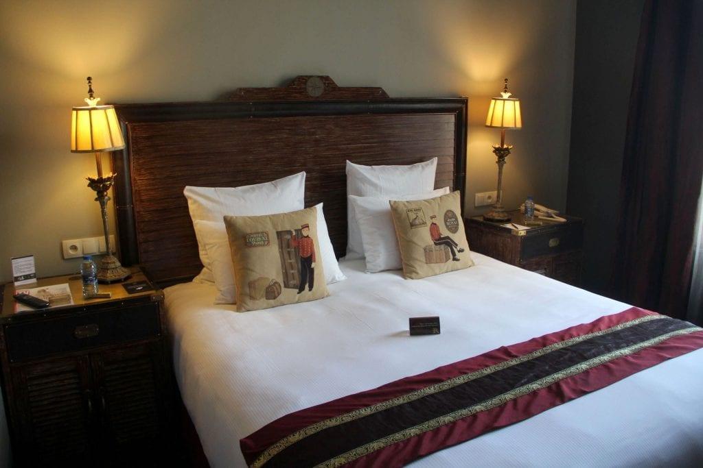 Hotel Royal Emeraude Dinard Zimmer