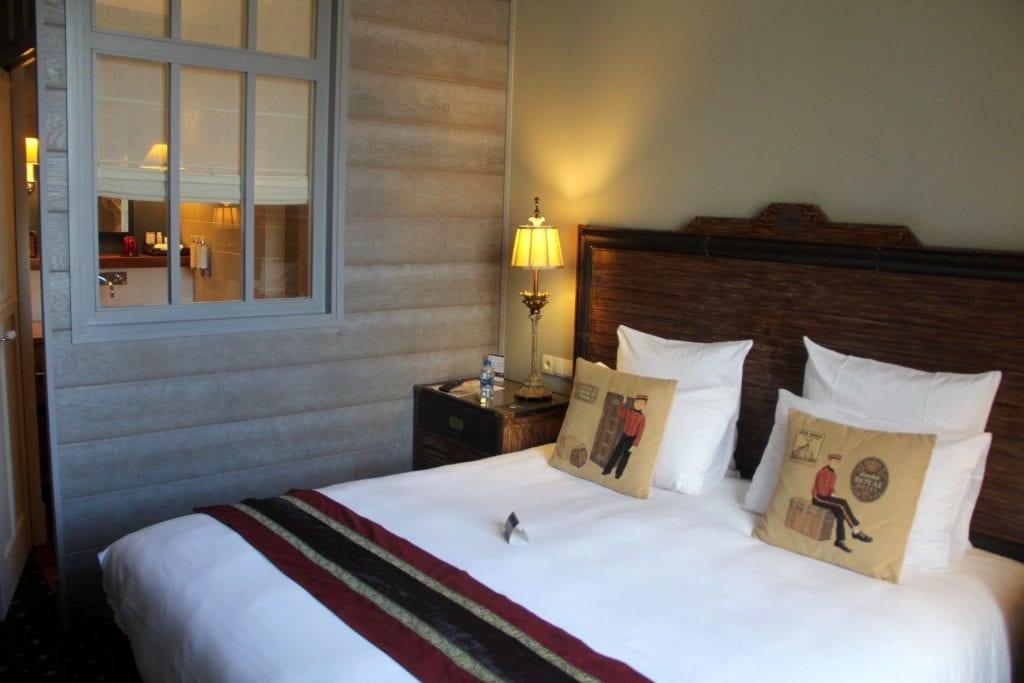 Hotel Royal Emeraude Dinard Zimmer 2