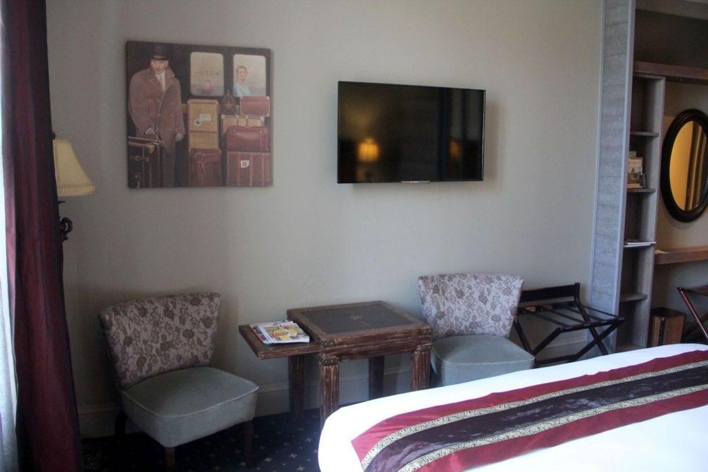 Hotel Royal Emeraude Dinard Zimmer 3