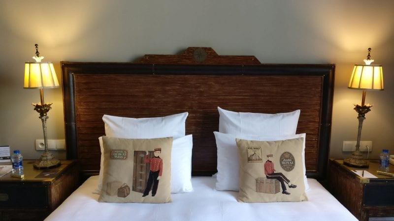 Hotel Royal Emeraude Dinard Zimmer 5
