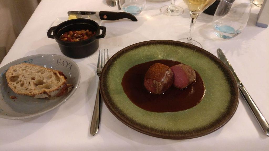 La Grande Terrasse Hotel La Rochelle Abendessen 2