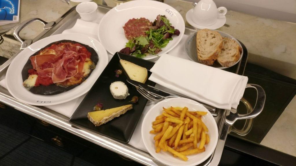 La Grande Terrasse Hotel La Rochelle Room Service