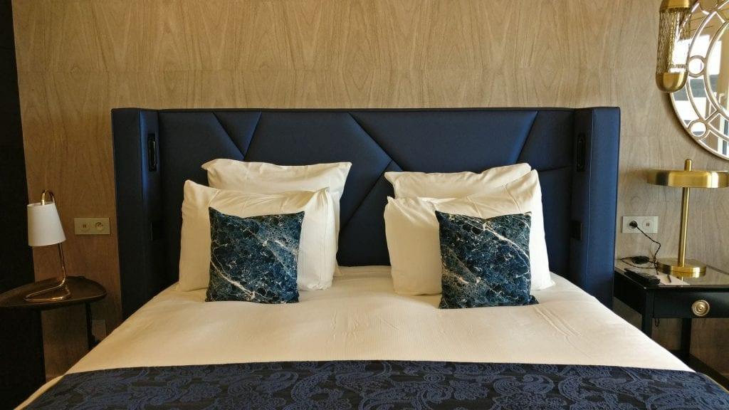 La Grande Terrasse Hotel La Rochelle Zimmer 2