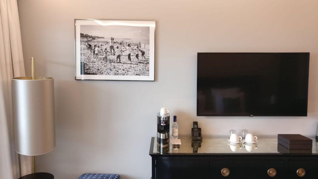 La Grande Terrasse Hotel La Rochelle Zimmer 3