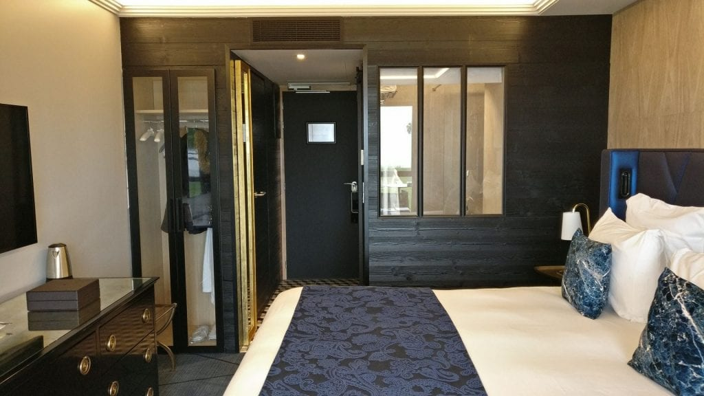 La Grande Terrasse Hotel La Rochelle Zimmer 4