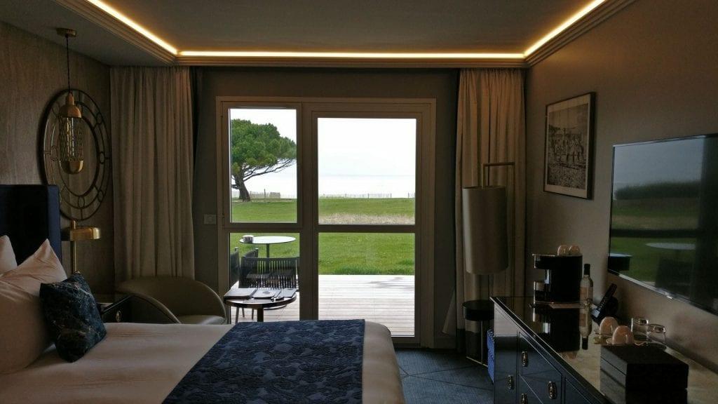 La Grande Terrasse Hotel La Rochelle Zimmer 6