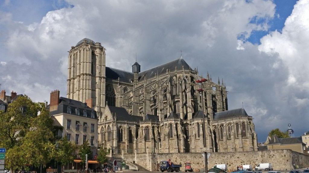 Le Mans Kathedrale