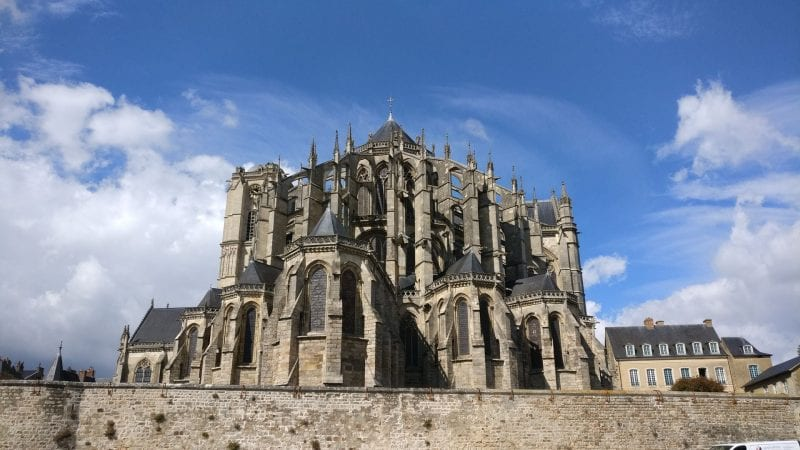 Le Mans Kathedrale 2