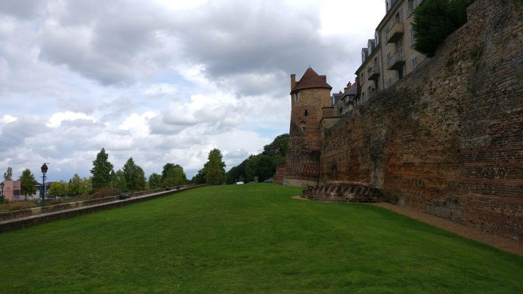 Le Mans Stadtmauer