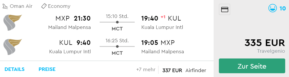 MXP KUL