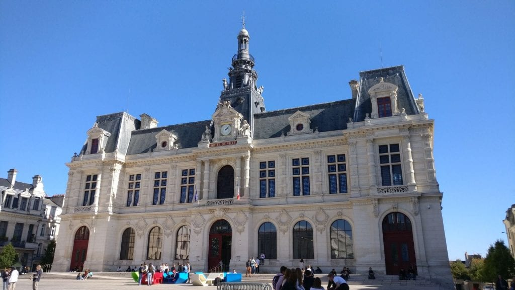 Mairie De Poitiers 2