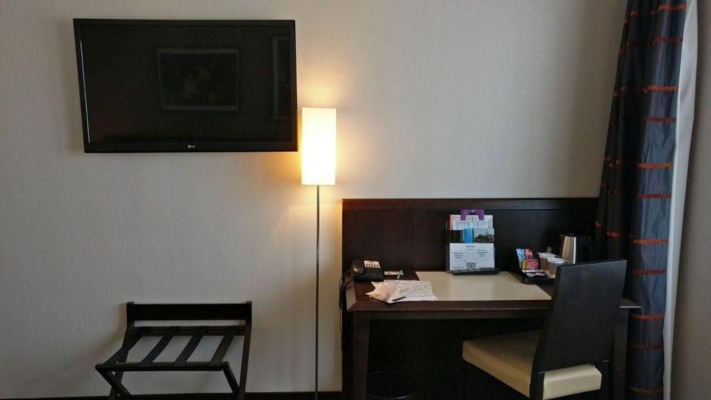Mercure Angers Centre Gare Privilege Zimmer 4