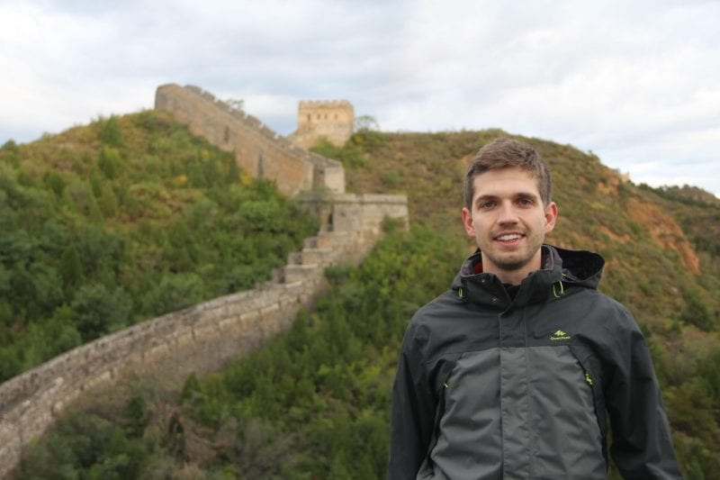 Moritz Große Mauer China