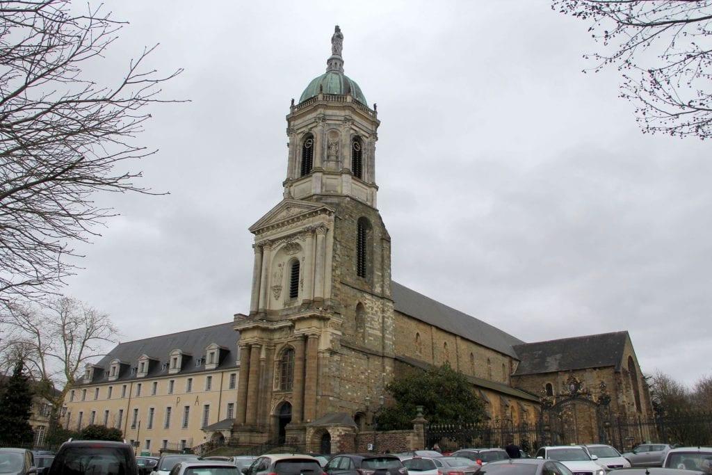 Notre Dame En Saint Melaine Rennes