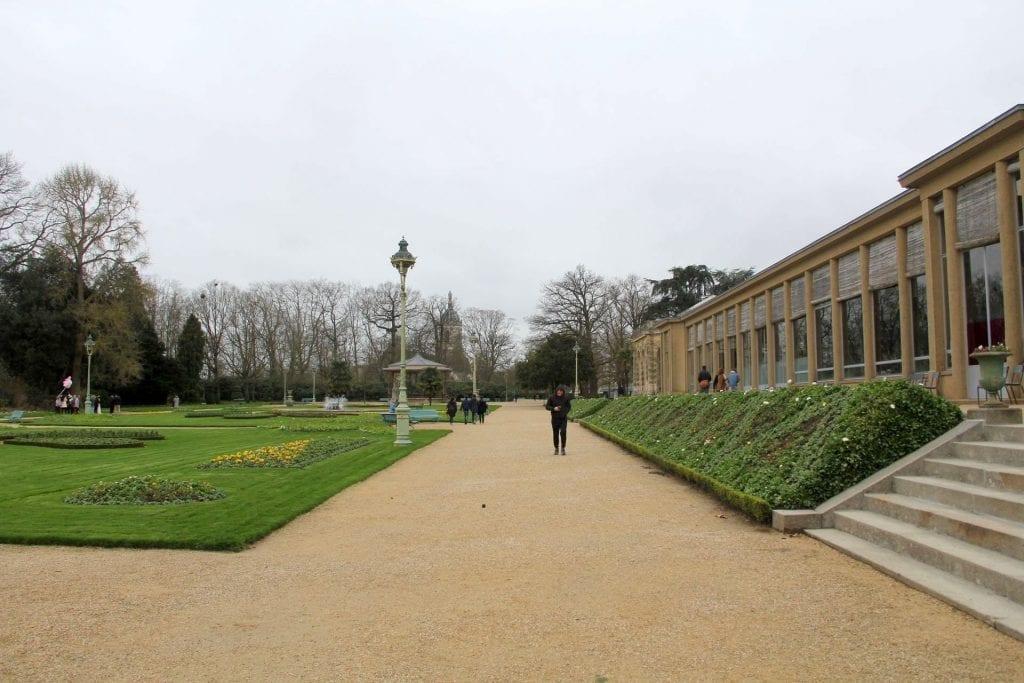 Orangerie Du Tabor Rennes