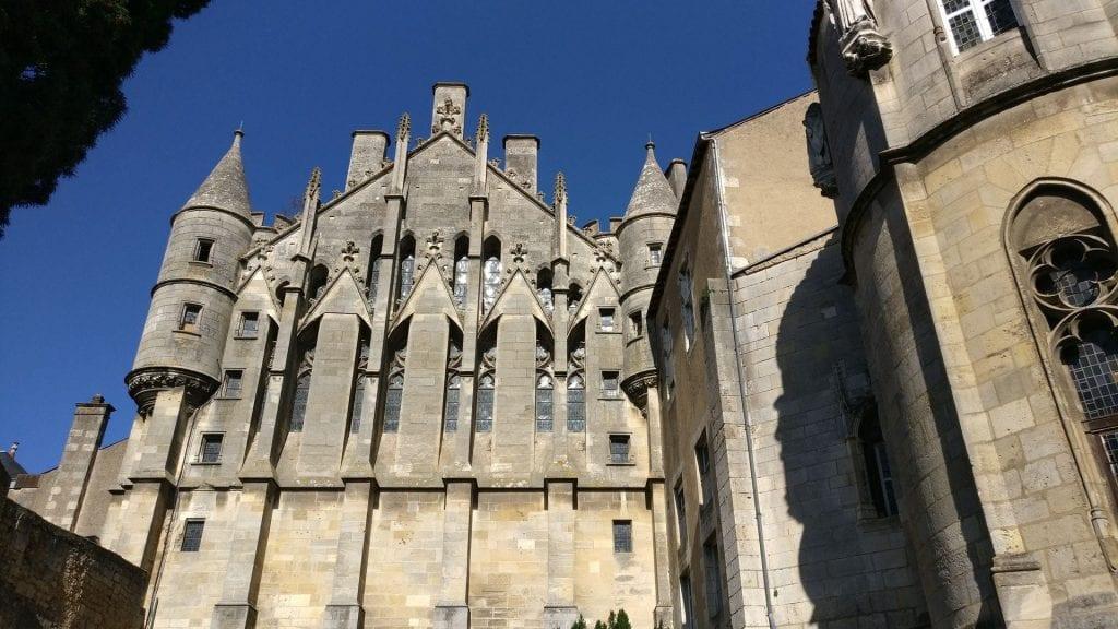 Palais Des Comtes De Poitou Et Ducs D'Aquitaine Poitiers