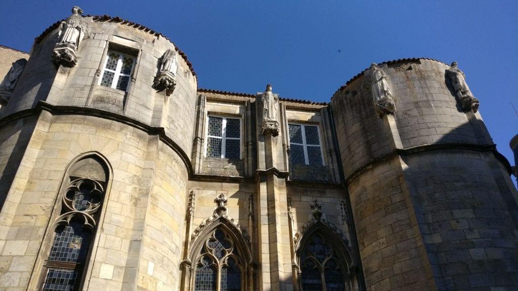 Palais Des Comtes De Poitou Et Ducs D'Aquitaine Poitiers 2
