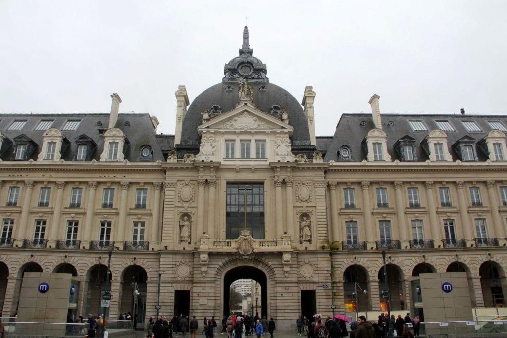 Palais Du Commerce Rennes 2