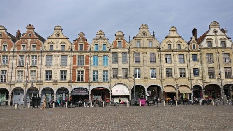 Place Des Heros Arras 2