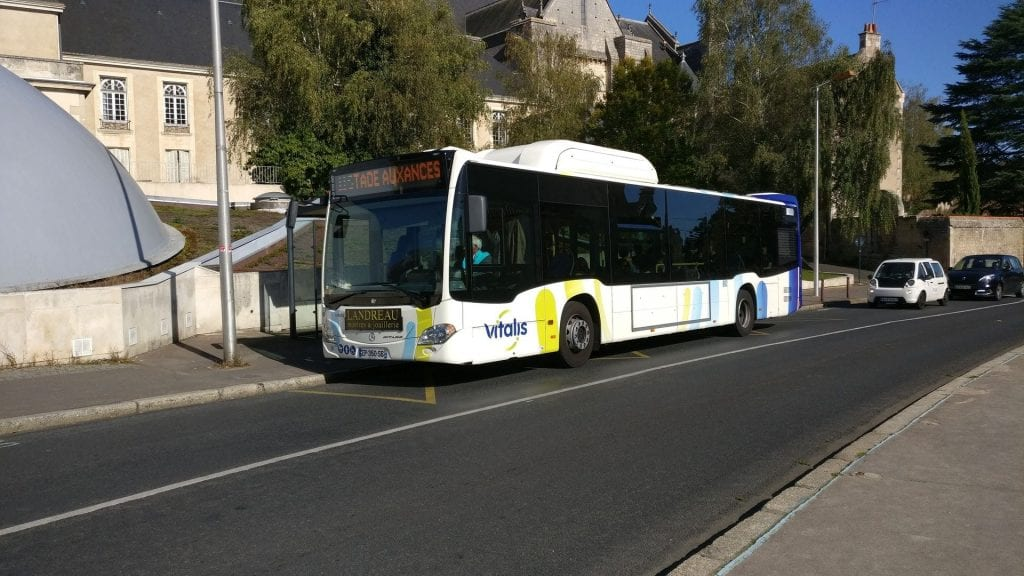 Poitiers Bus