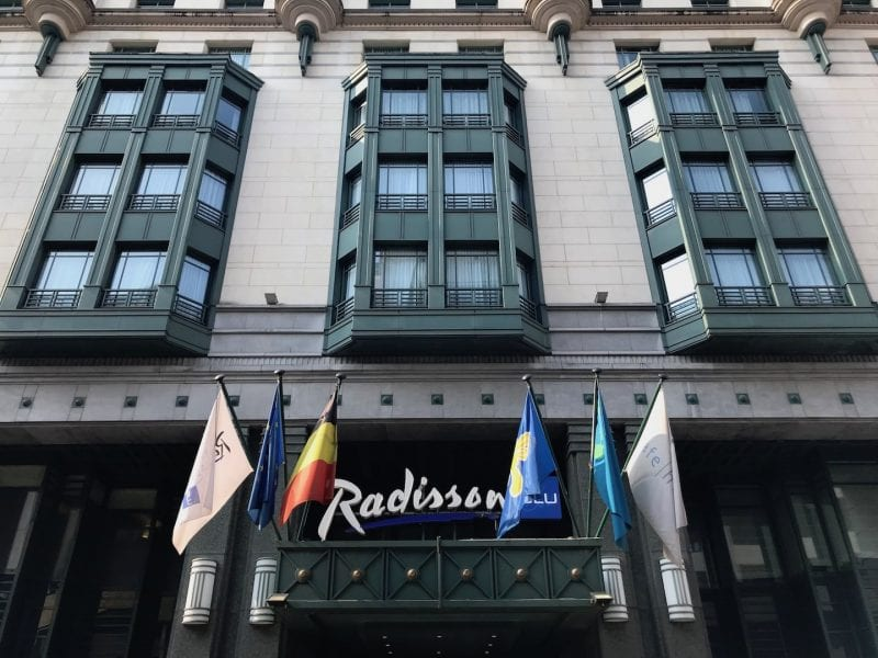 Radisson Blu Royal Bruessel