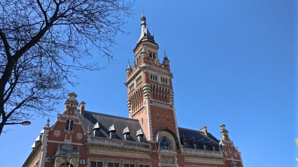 Rathaus Dünkirchen