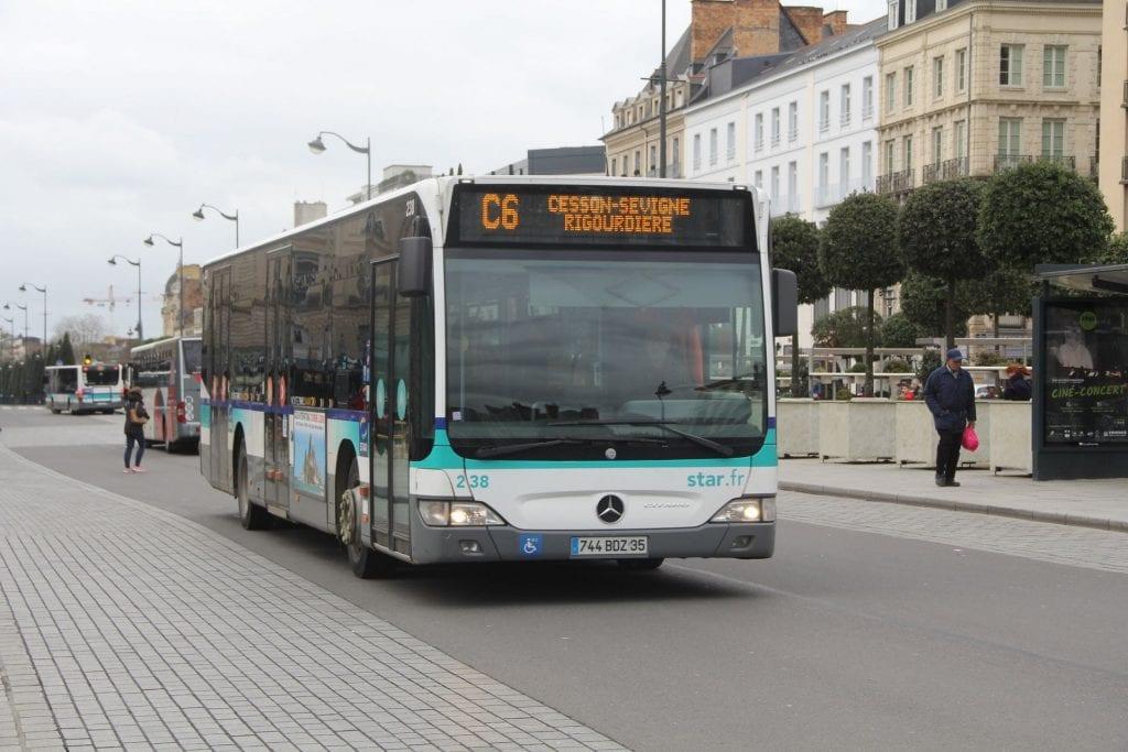 Rennes Bus
