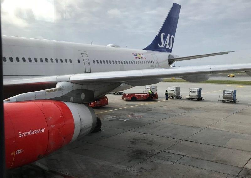 SAS Economy Lansgtrecke