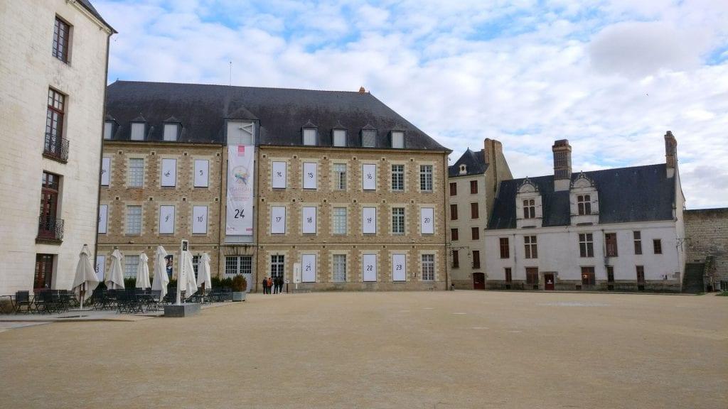 Schloss Nantes 3