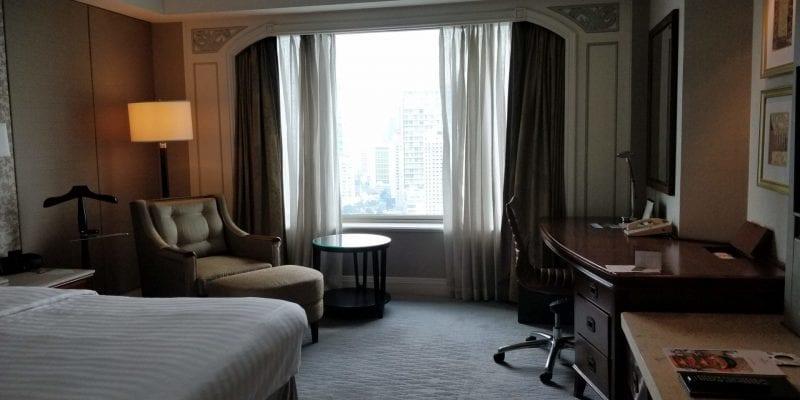Shangri La Jakarta Zimmer