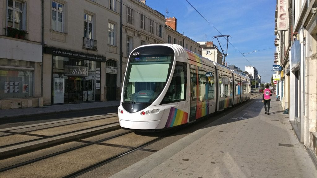 Tram Angers