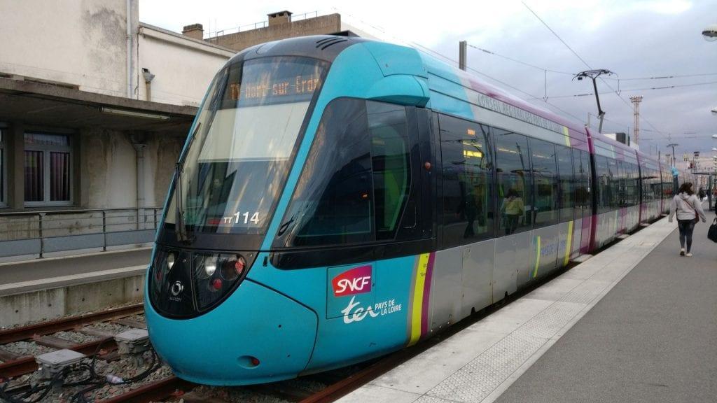 Tram Nantes